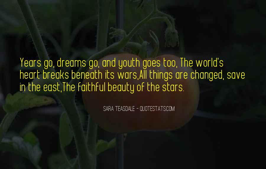 Dream Breaks Quotes #1773698