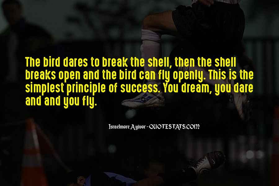Dream Breaks Quotes #374762