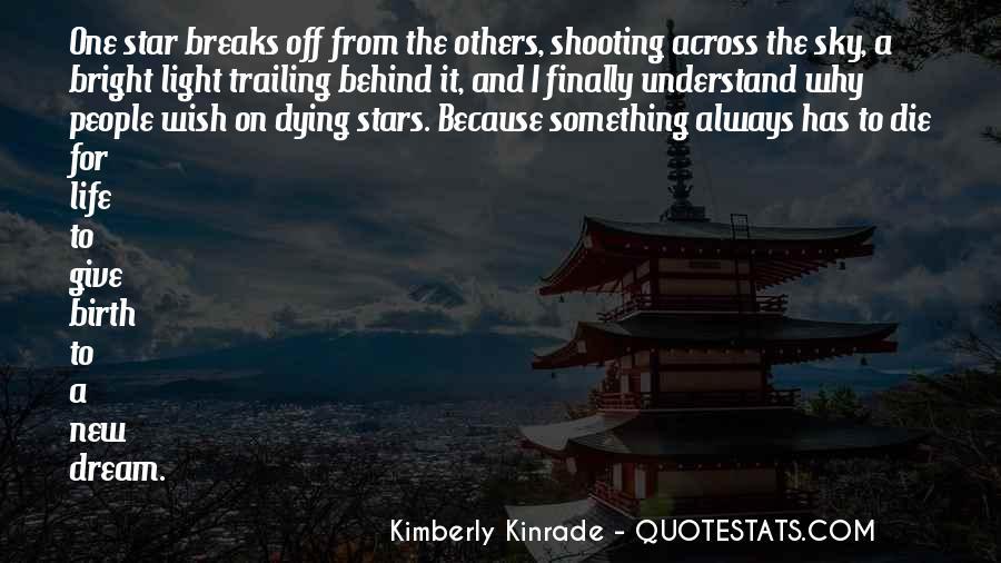 Dream Breaks Quotes #612225