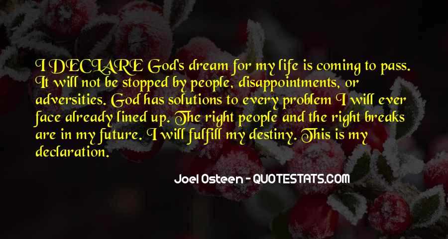 Dream Breaks Quotes #763150