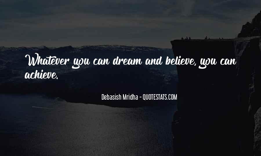 Dream Hope And Love Quotes #1238759