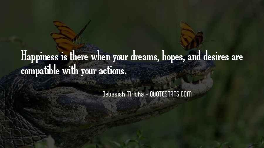 Dream Hope And Love Quotes #416247
