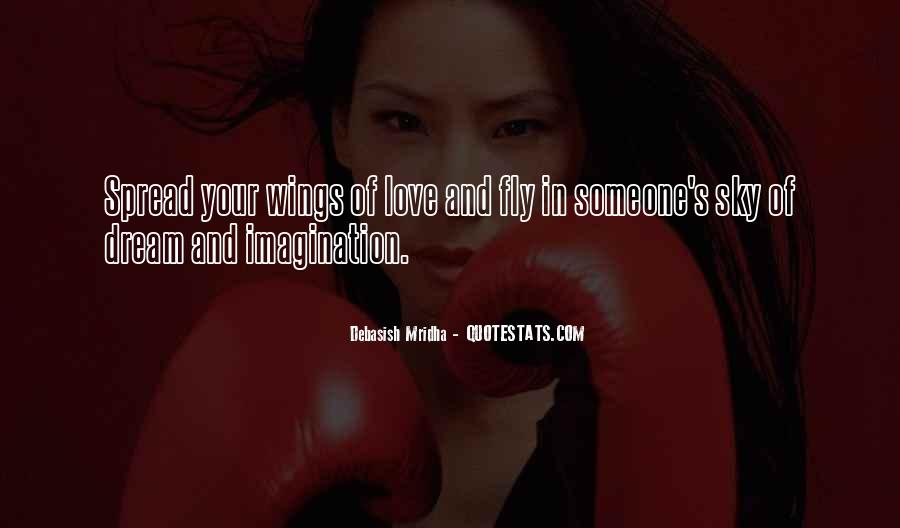 Dream Hope And Love Quotes #705777