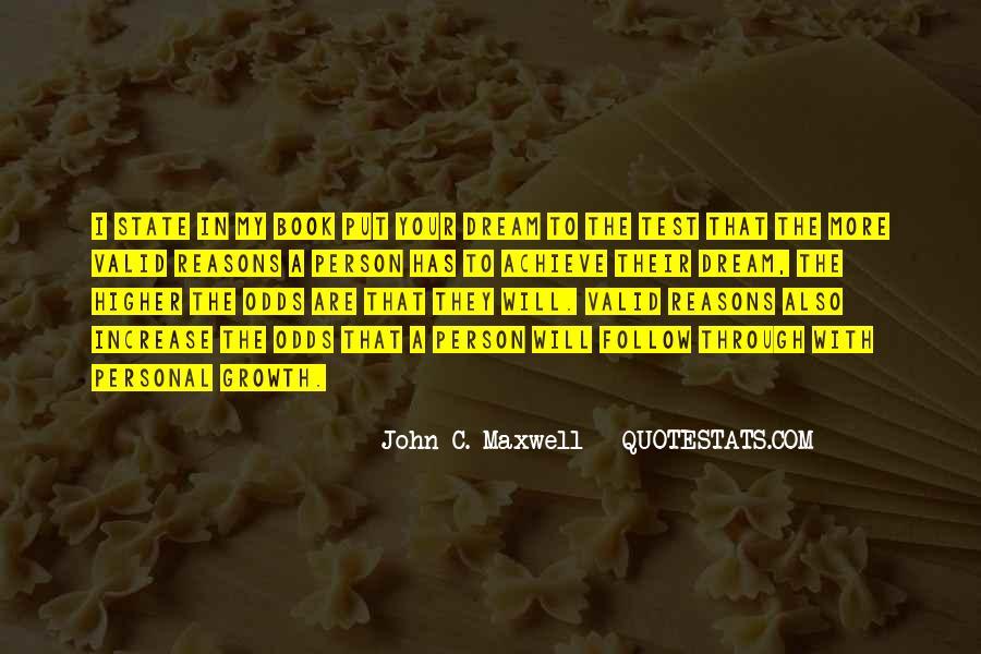 Dream More Quotes #122991
