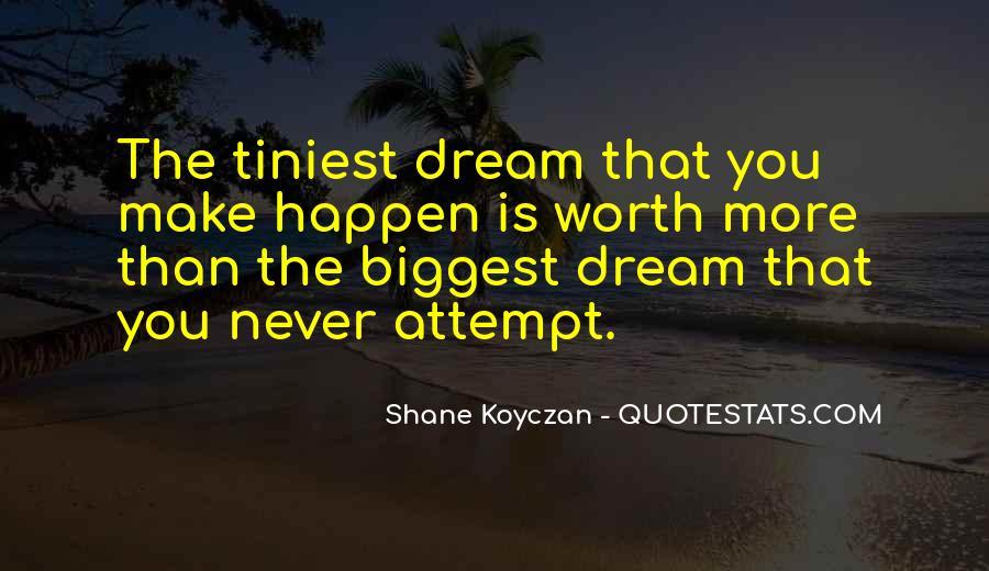 Dream More Quotes #76145