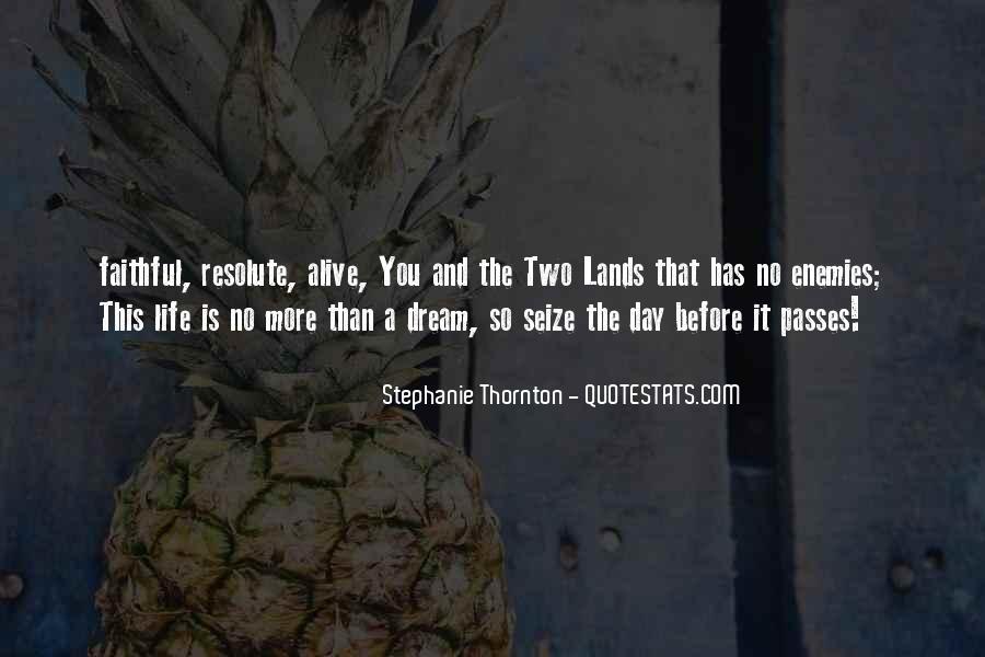 Dream More Quotes #7916