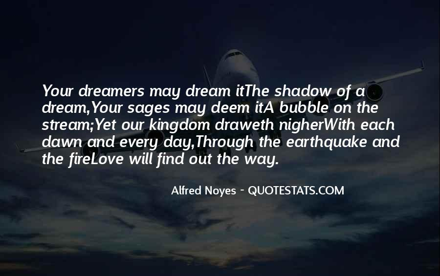 Dream With Love Quotes #124519