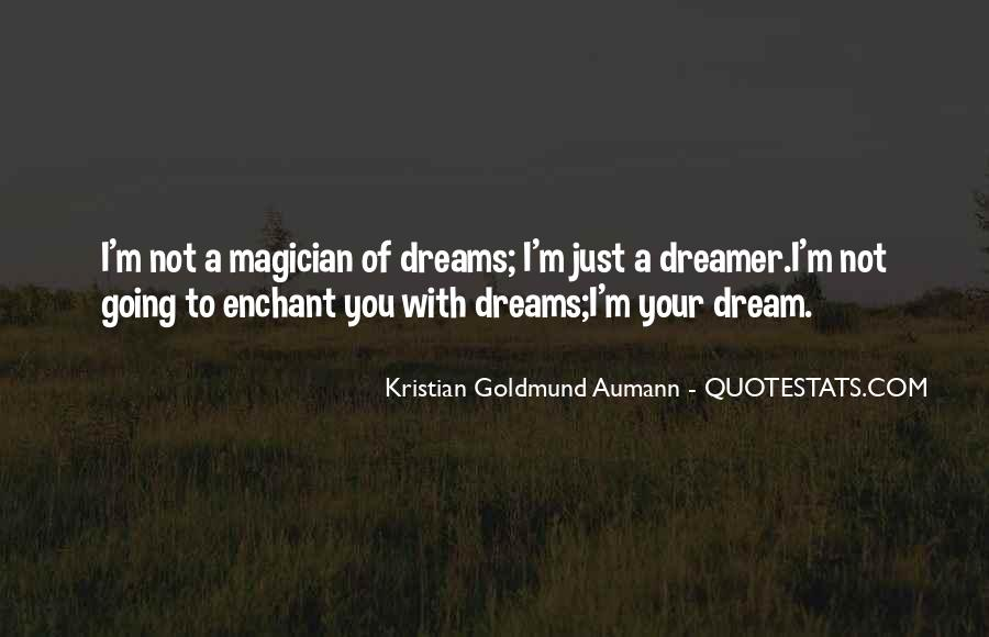 Dream With Love Quotes #237617