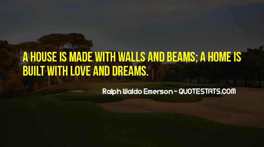 Dream With Love Quotes #363482