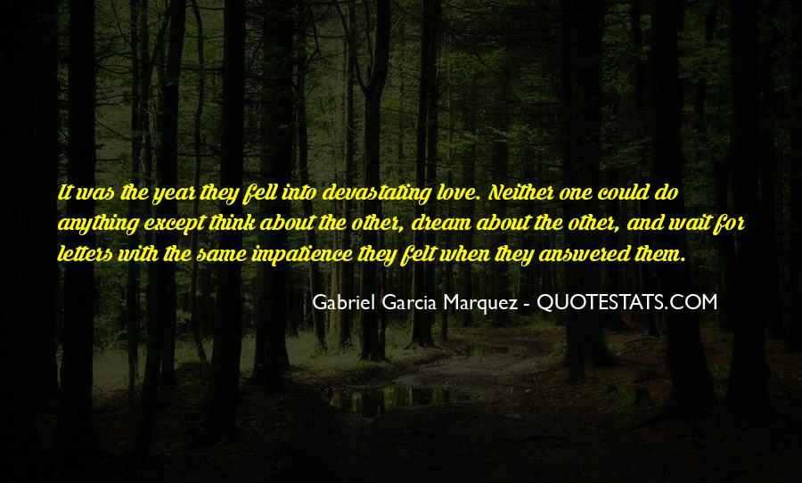 Dream With Love Quotes #506856