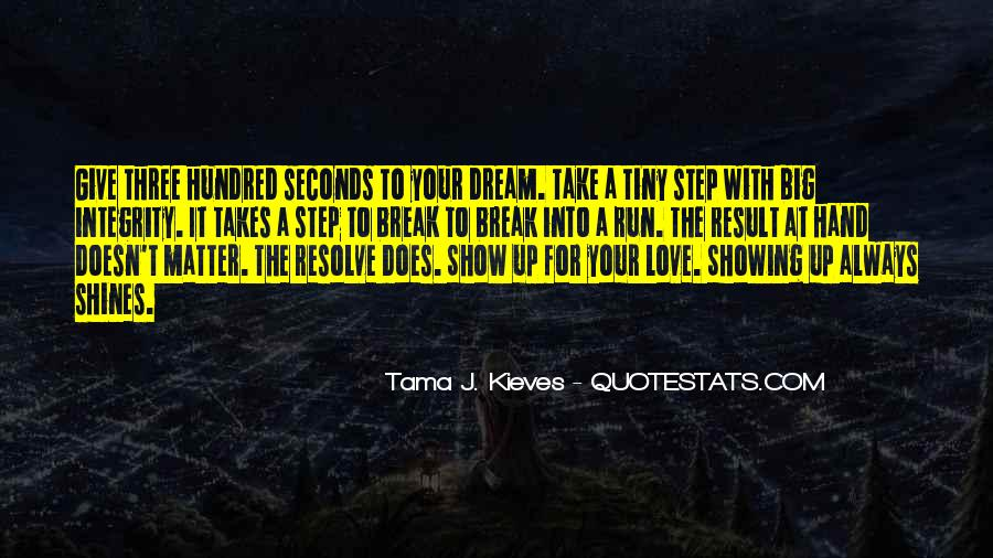 Dream With Love Quotes #511776