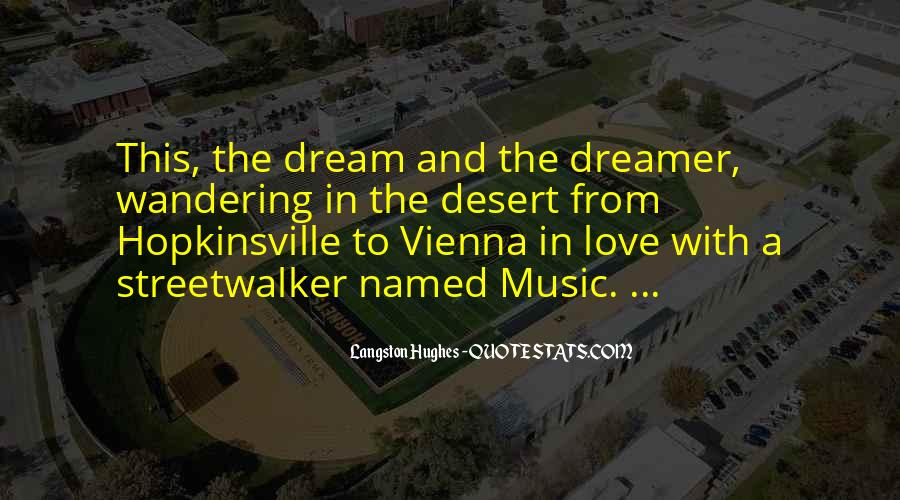 Dream With Love Quotes #557596