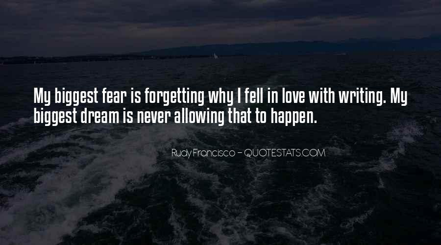 Dream With Love Quotes #563525