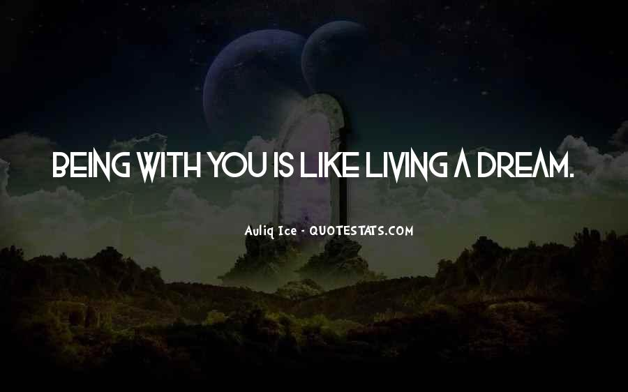 Dream With Love Quotes #619017