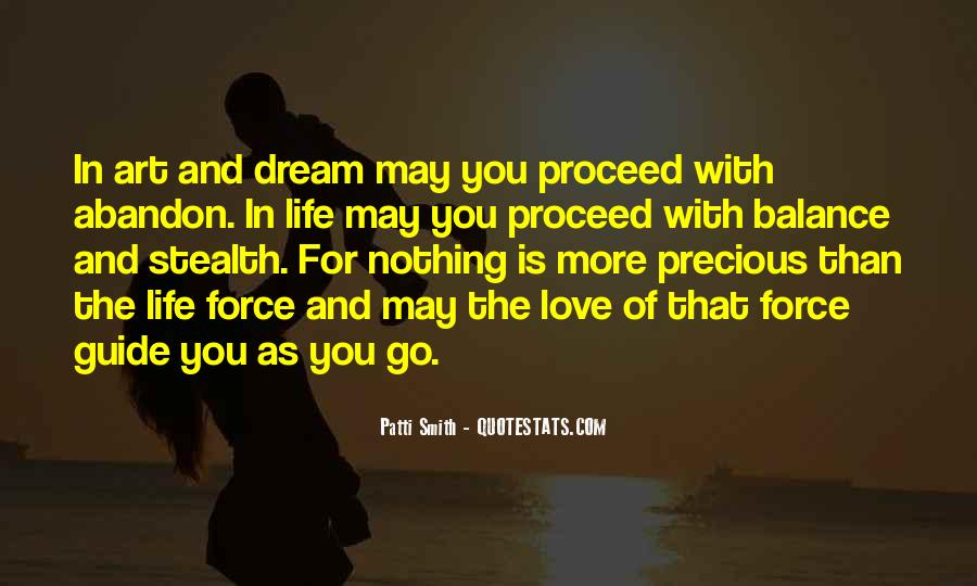 Dream With Love Quotes #681644