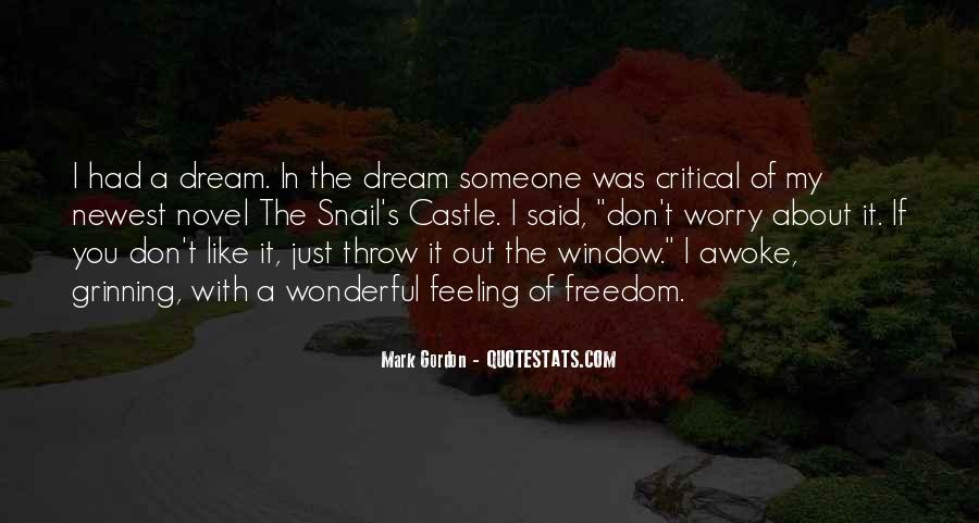 Dream With Love Quotes #716623