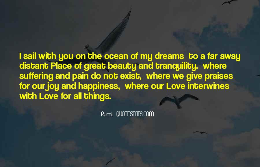 Dream With Love Quotes #72356