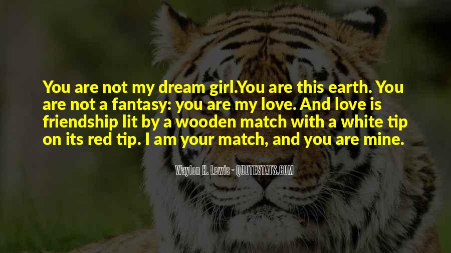 Dream With Love Quotes #771390