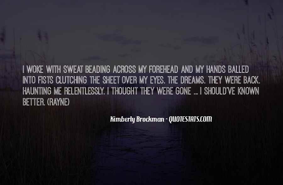 Dreams And Fantasy Quotes #1179698