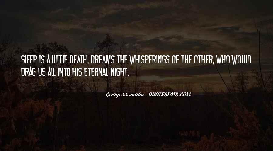 Dreams And Fantasy Quotes #1437882