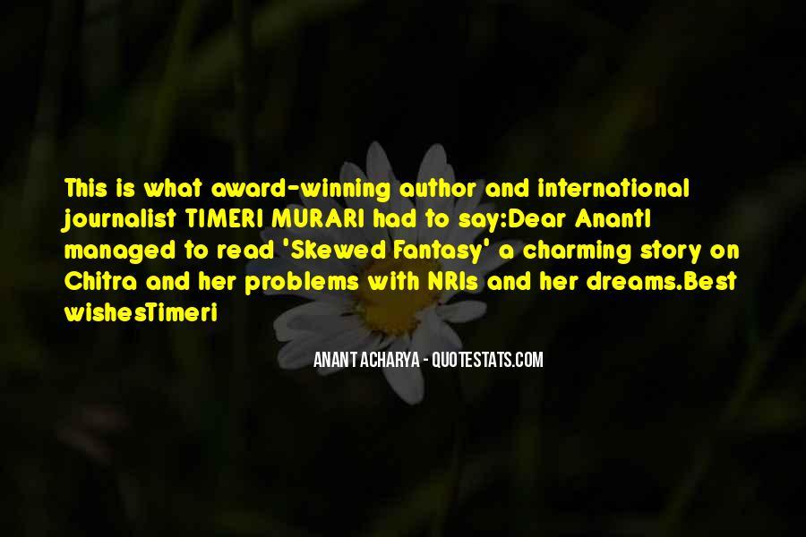 Dreams And Fantasy Quotes #148943