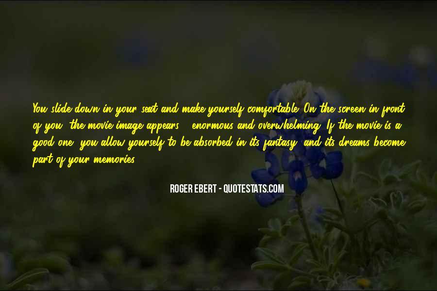 Dreams And Fantasy Quotes #1752993