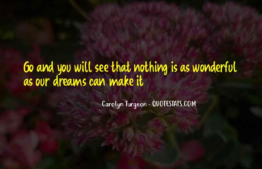 Dreams And Fantasy Quotes #288593