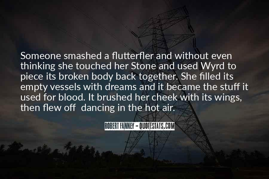 Dreams And Fantasy Quotes #45738