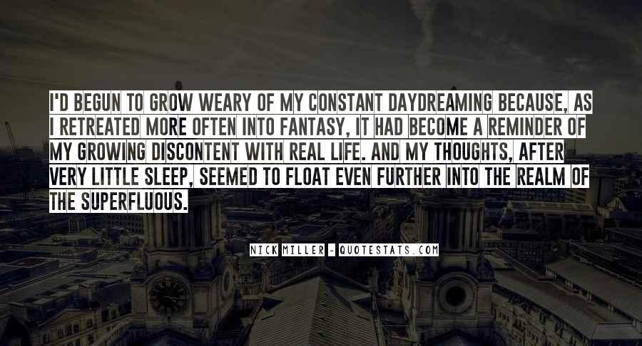 Dreams And Fantasy Quotes #785350