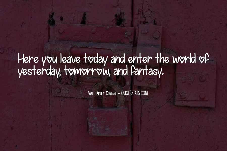 Dreams And Fantasy Quotes #859580