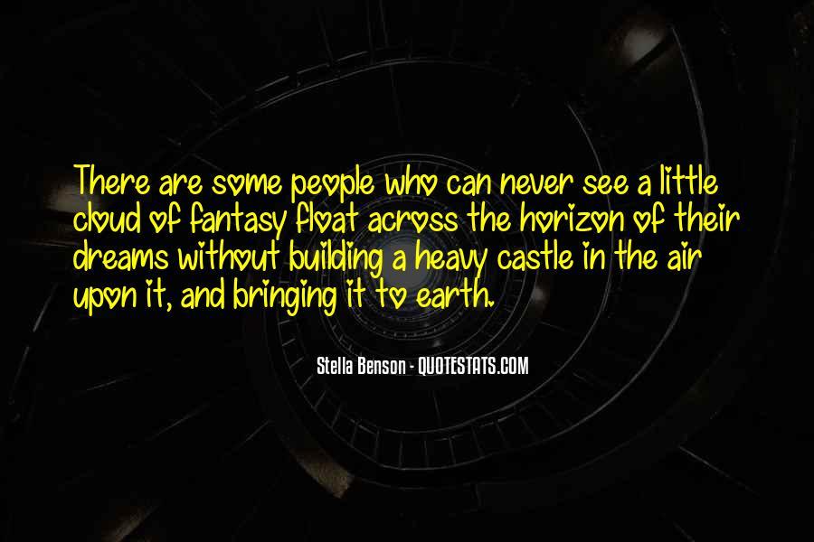 Dreams And Fantasy Quotes #863219