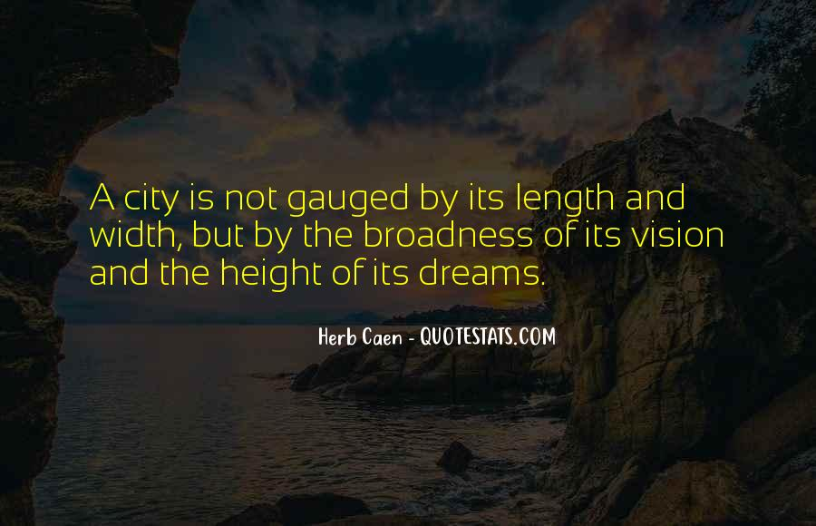 Dreams And Vision Quotes #146738