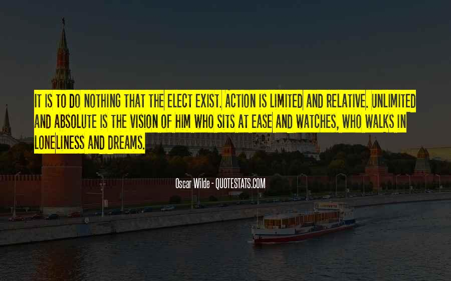 Dreams And Vision Quotes #802468