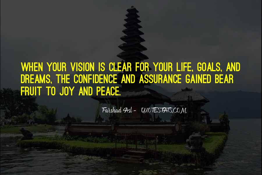 Dreams And Vision Quotes #960244