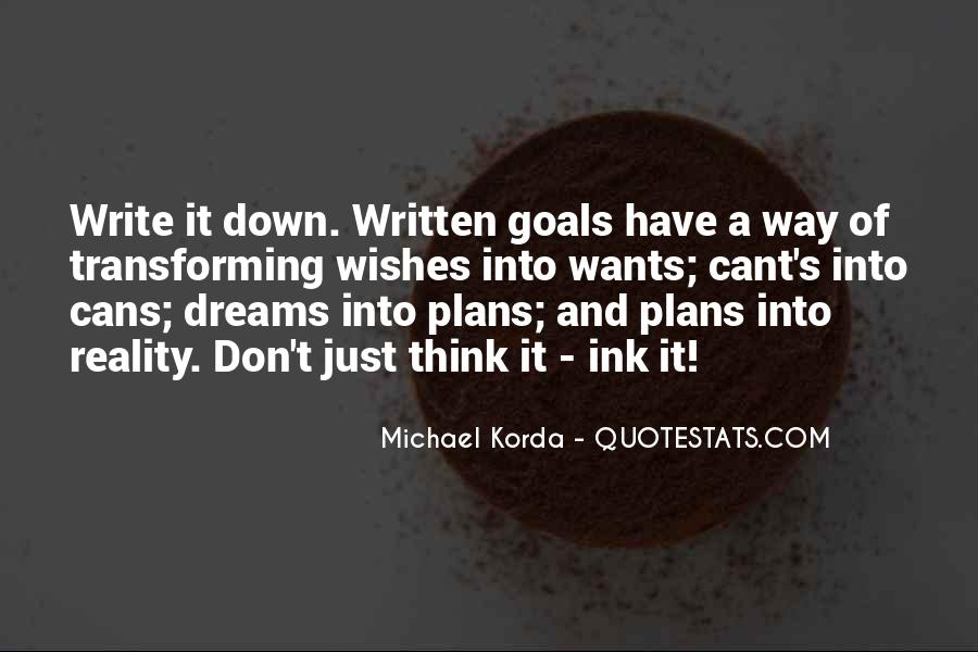 Dreams Without Goals Quotes #146720