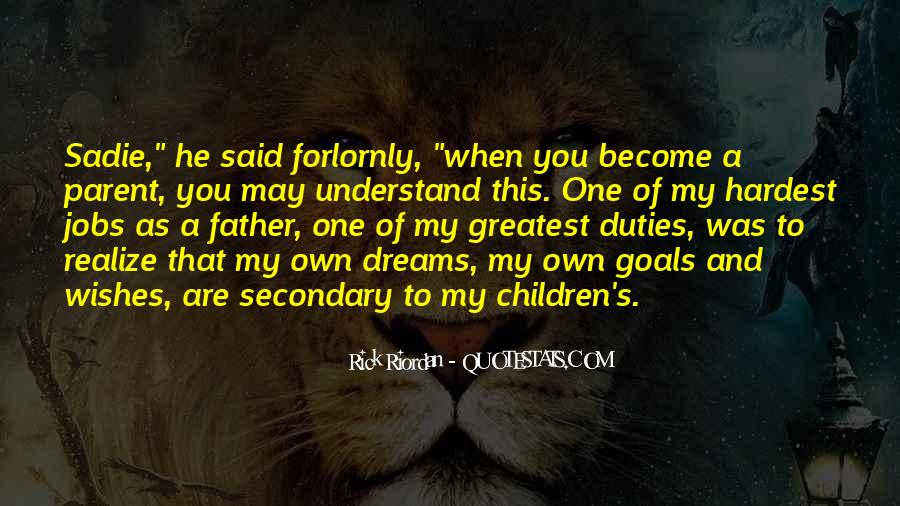 Dreams Without Goals Quotes #37465
