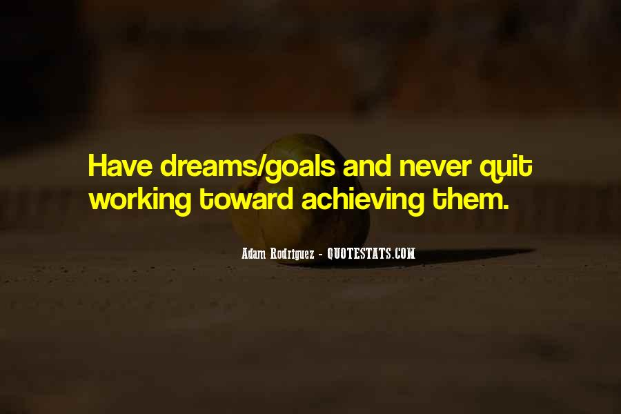 Dreams Without Goals Quotes #64273