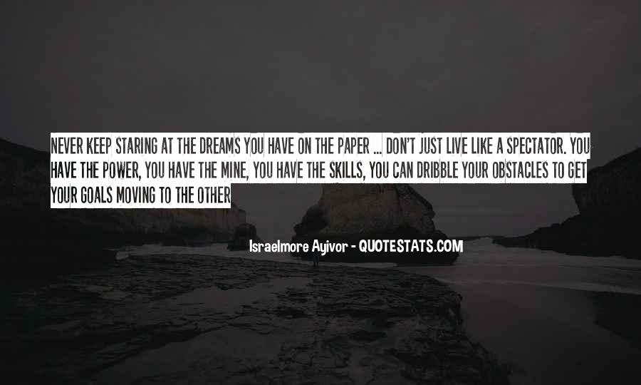 Dreams Without Goals Quotes #66658