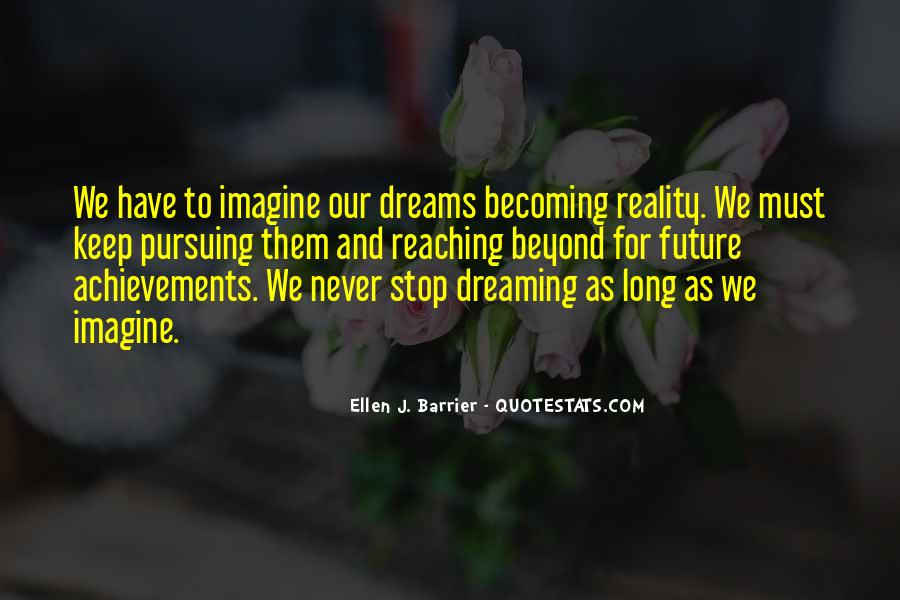 Dreams Without Goals Quotes #8059