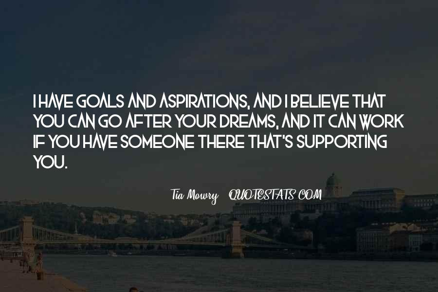 Dreams Without Goals Quotes #81412