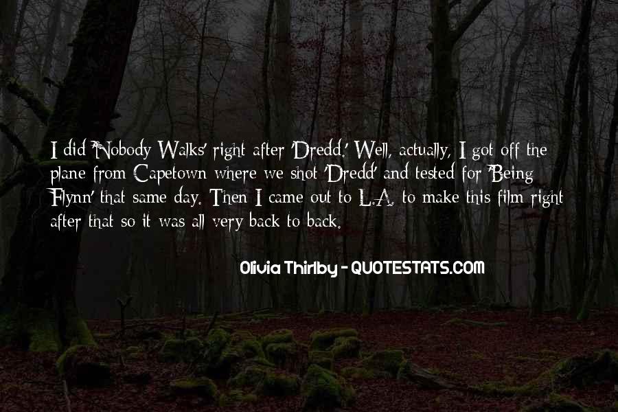 Dredd's Quotes #1040734