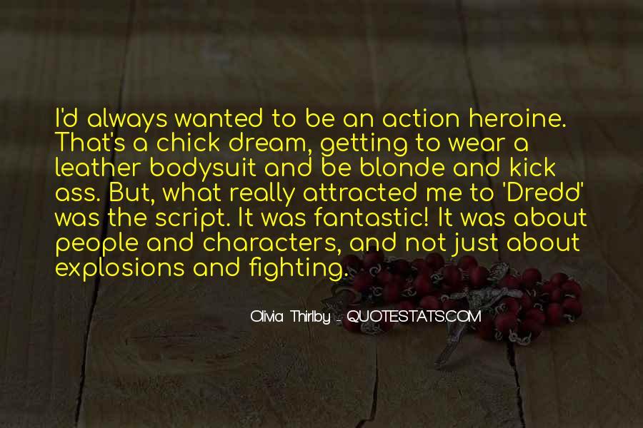 Dredd's Quotes #581197