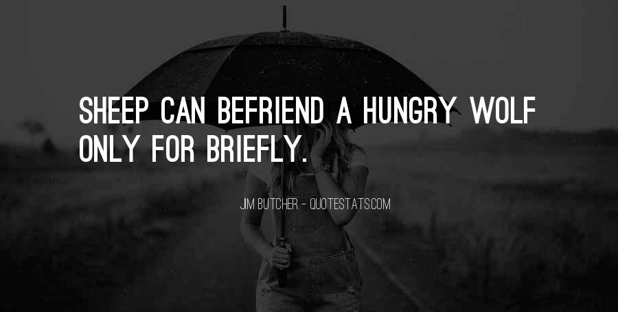 Dresden Files Quotes #1379252