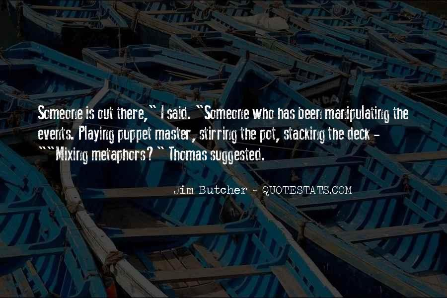 Dresden Files Quotes #1403718
