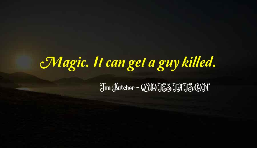 Dresden Files Quotes #1406667