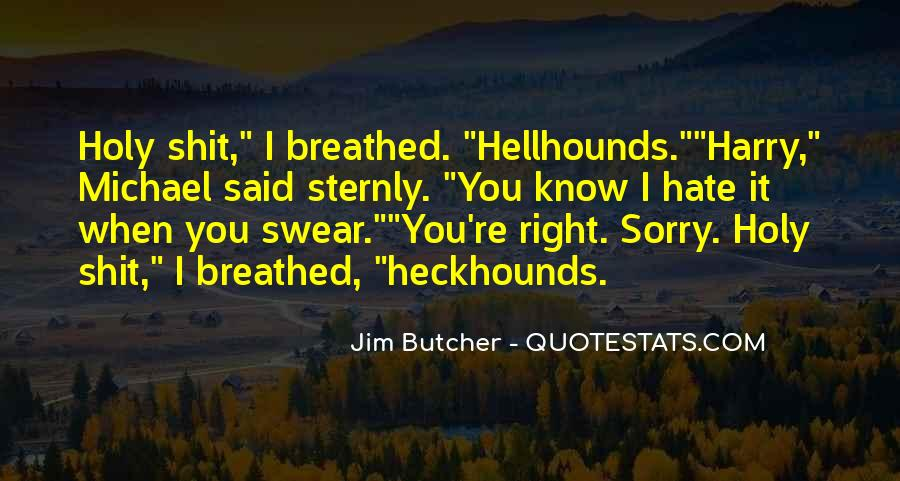 Dresden Files Quotes #1668143