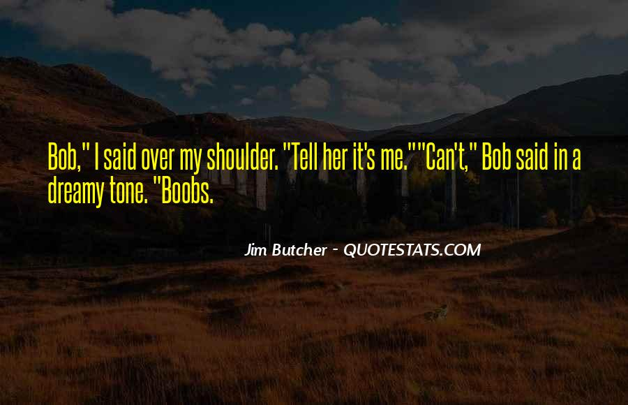 Dresden Files Quotes #358285