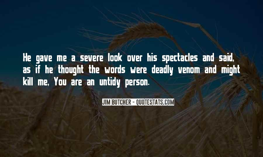 Dresden Files Quotes #6668