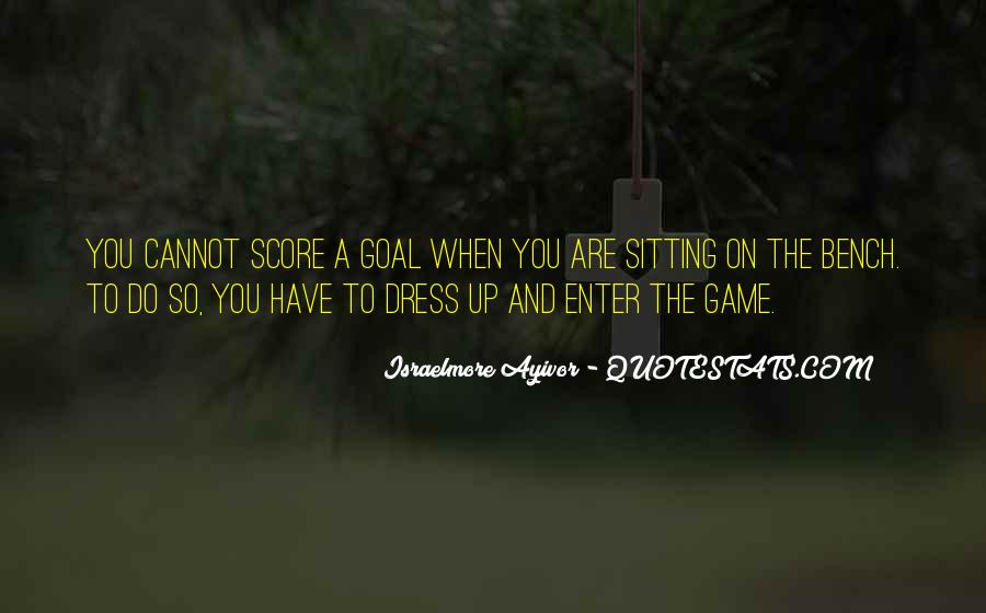 Dress For Success Quotes #143039