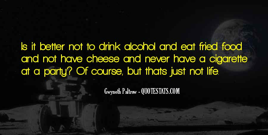 Drink To That Quotes #239055